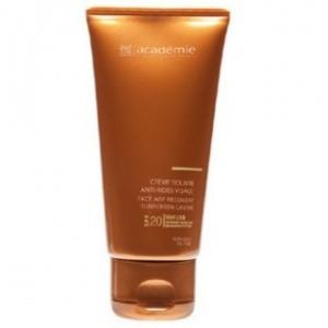 Солнцезащитный регенерирующий крем для лица SPF 20+ / Haute Protection SPF 20+