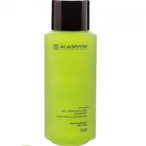 Очищающий гель Академи / Academie Gel Demaquillant Purifiant