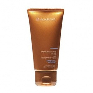 Успокаивающий крем для лица после загара /Face restorative cream