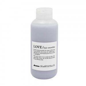 LOVE/ несмываемый крем для разглаживания завитка