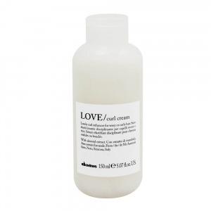 LOVE/ несмываемый крем для усиления завитка