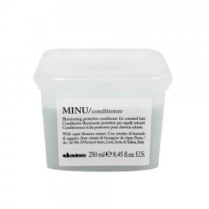 MINU/ кондиционер для сохранения косметического цвета волос