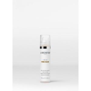 Укрепляющая крем-маска для тонких и вьющихся волос/Creme Fine Hair